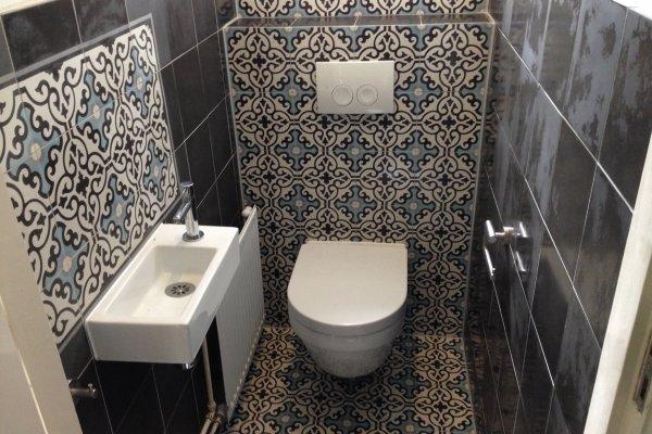 WC vernieuwen